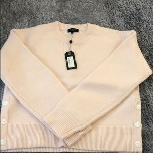 New with tags rag and bone light pink